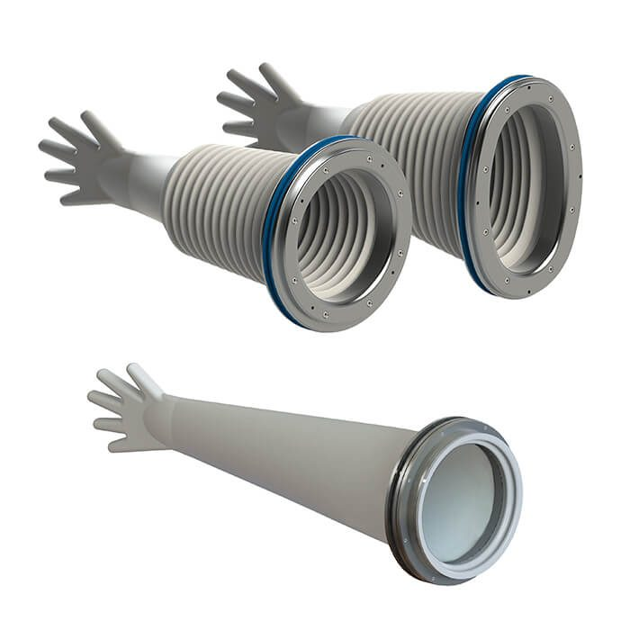 Glove Ports & DURABLE™ Glove Sleeve Systems